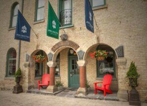 Arlington Hotel Paris Ontario