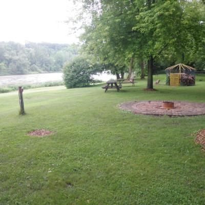 Birley Gates Grand River Campsites
