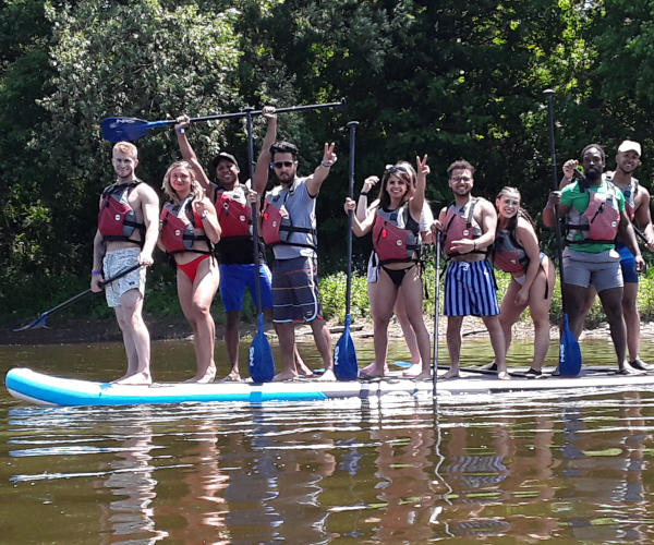 Grand River Corporate Super Board Beast Trips