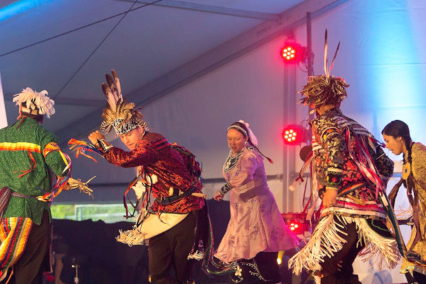 Indigenous Social Dancing experience for Corporate Groups Ontario