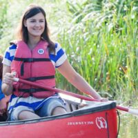 Family Canoe trips on the Grand River with Grand River Rafting