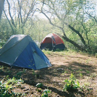 Grand River Campsites with Grand River Rafting