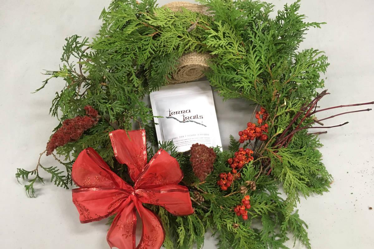 Wild Wreath Workshop with GROWE