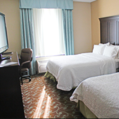 Hampton Inn Brantford nearby accommodations with Grand River Rafting