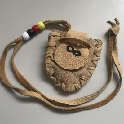 Indigenous Ceremonial Smudge & Make a Medicine Bag School Program