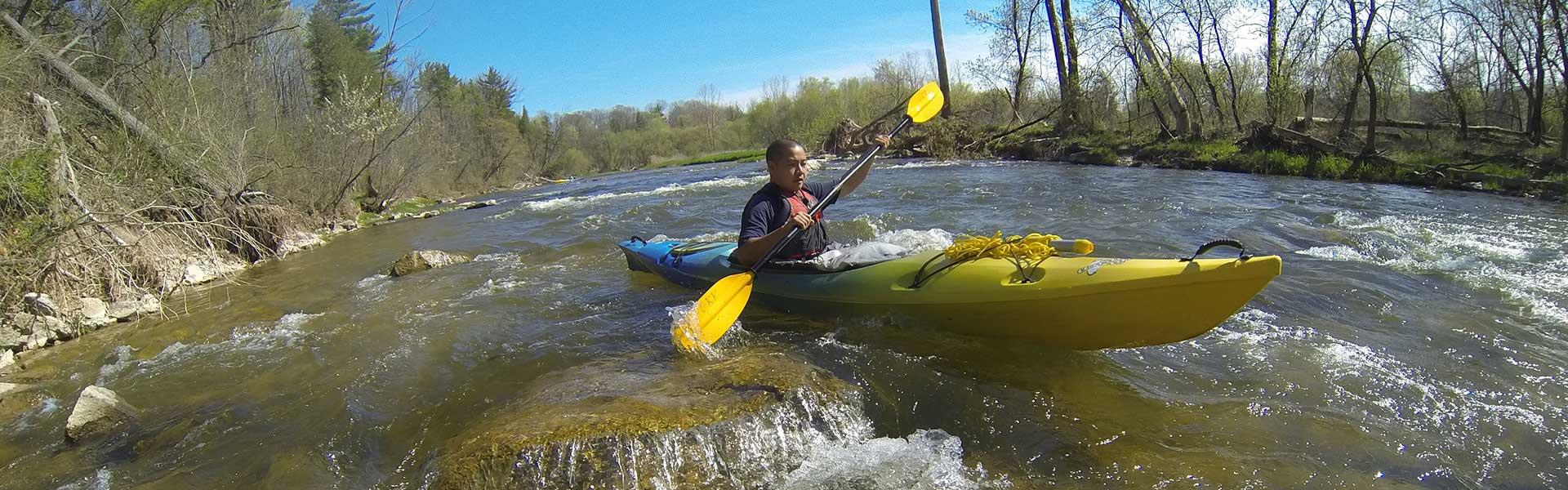 Kayak Rentals and Trips near Toronto