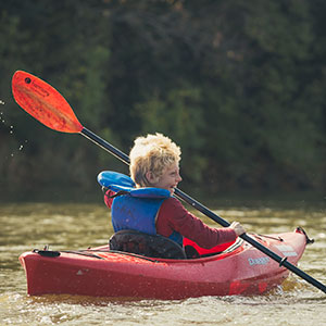 Kayak Rentals in Brant Park in Ontario