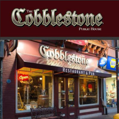 Restaurants in Paris Ontario with Grand River Rafting at the Cobblestone Public House