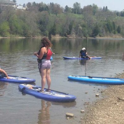 Stand Up Paddle Boarding and Rentals in Ontario