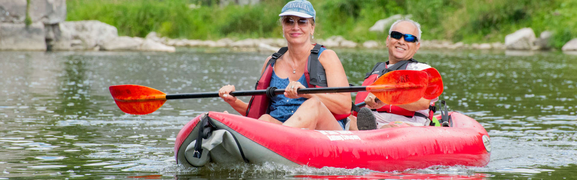 Grand River Yak Rentals and trips in Ontario