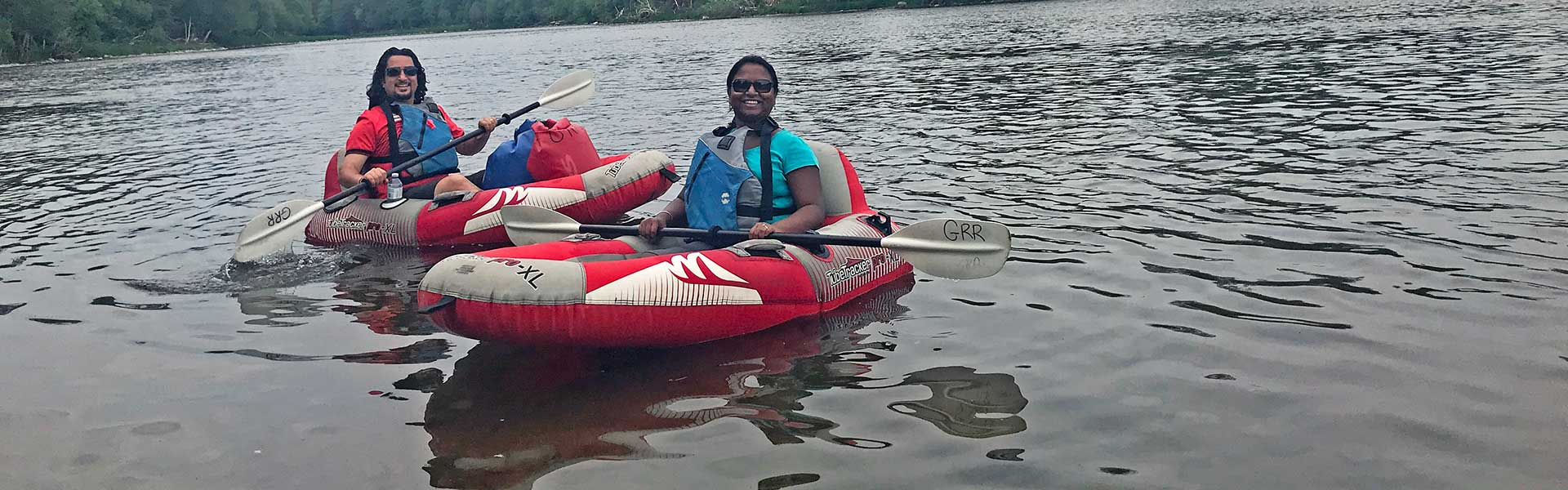 Turbo Tube Rentals on the Grand River
