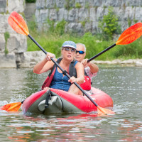 corporate yak rentals with Grand River Rafting
