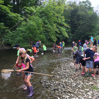 For Schools Aquatic Renewal Improving Stream Habitat, Improving Water Quality and Quantity