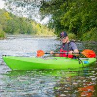 Corporate Kayak rentals with Grand River rafting