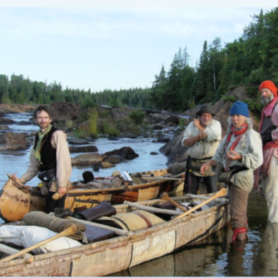History of the Voyageurs School Field Trip Programs Grand River Rafting