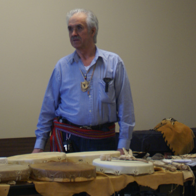 Indigenous speakers for school groups with Grand River Rafting