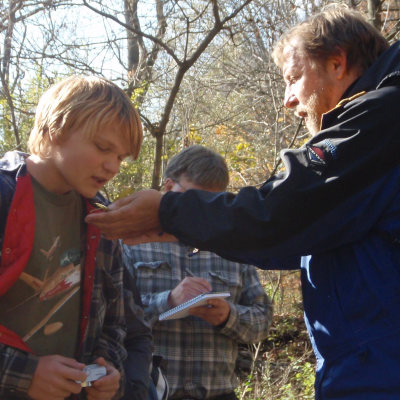 School Field Trips on Edible Medicinal Plants with Grand River Rafting
