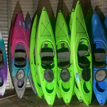 Used kayak for sale in Ontario 11ft zydeco dagger