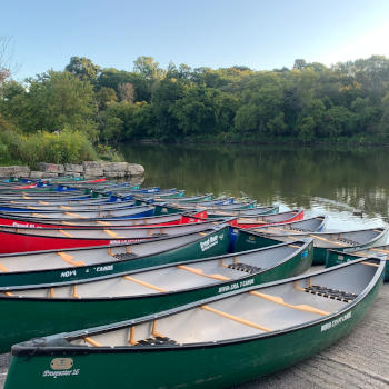 Canoes for sale used in Ontario